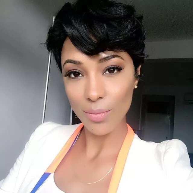 Nikki Samonas explains why she dumped Ekow Smith Asante months after dating him
