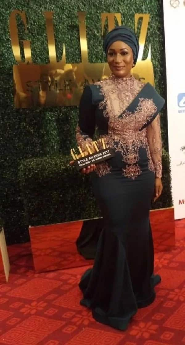 Samira Bawumia shakes social media with another gorgeous photos