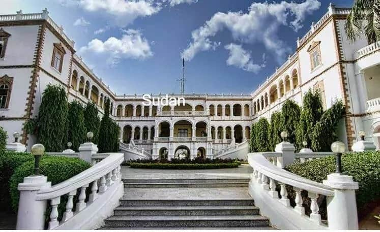 Photos: Here are some prestigious presidential palaces in Africa