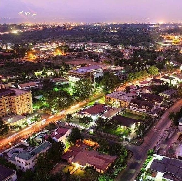 Accra's Crème de la crème of suburban neighborhoods