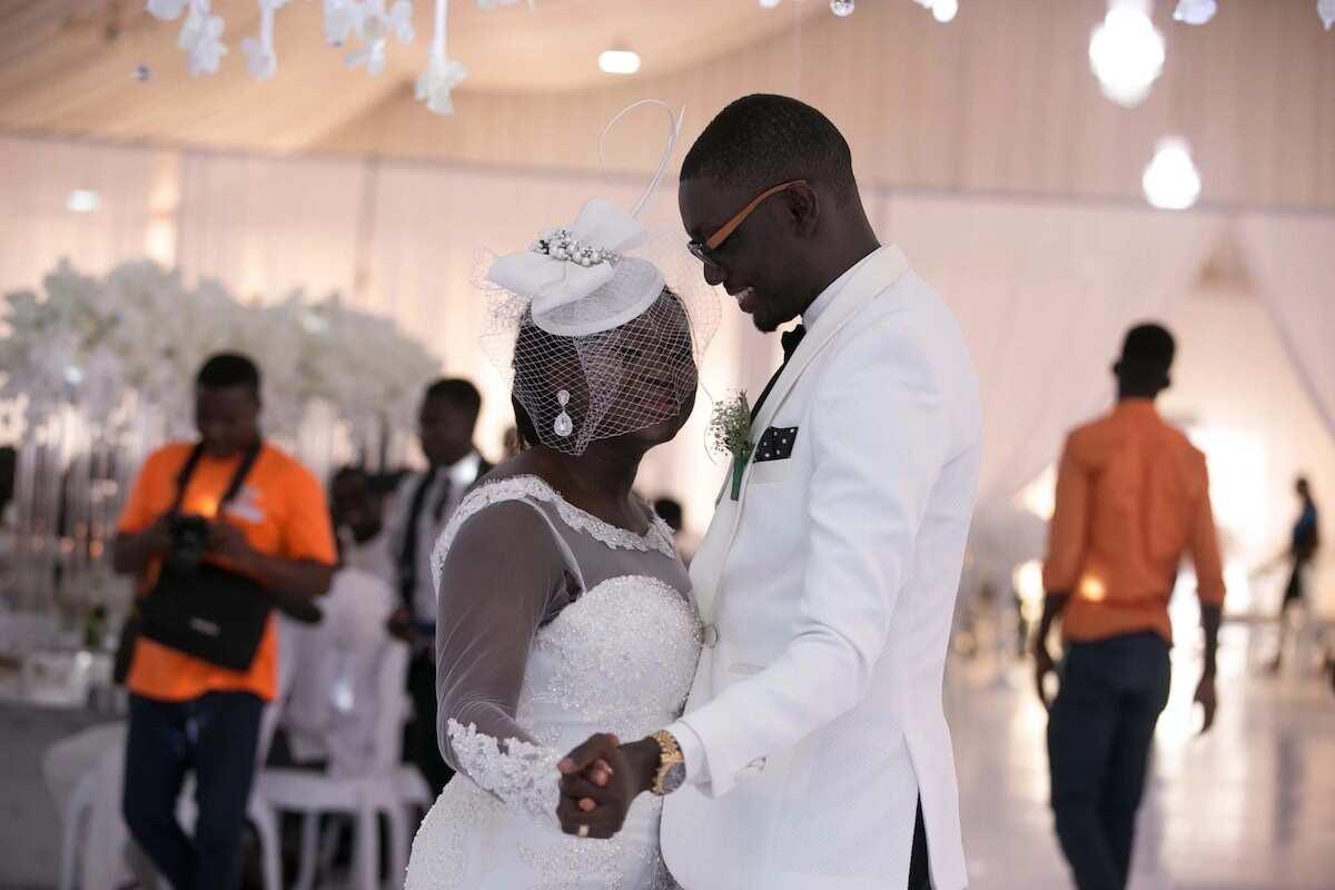 VIDEO: Ameyaw Debrah shares first wedding video