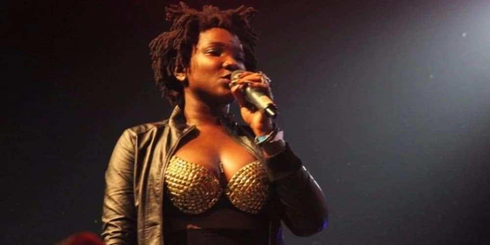Ebony Reigns, ebony singer, ebony Ghana, ebony musician