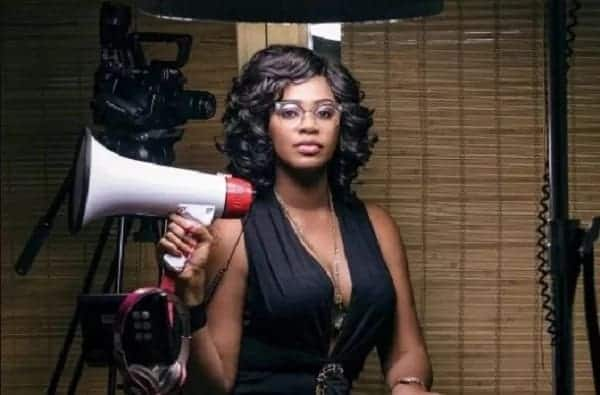 Kafui Danku chastises Ghana celebs for speaking out for injustices