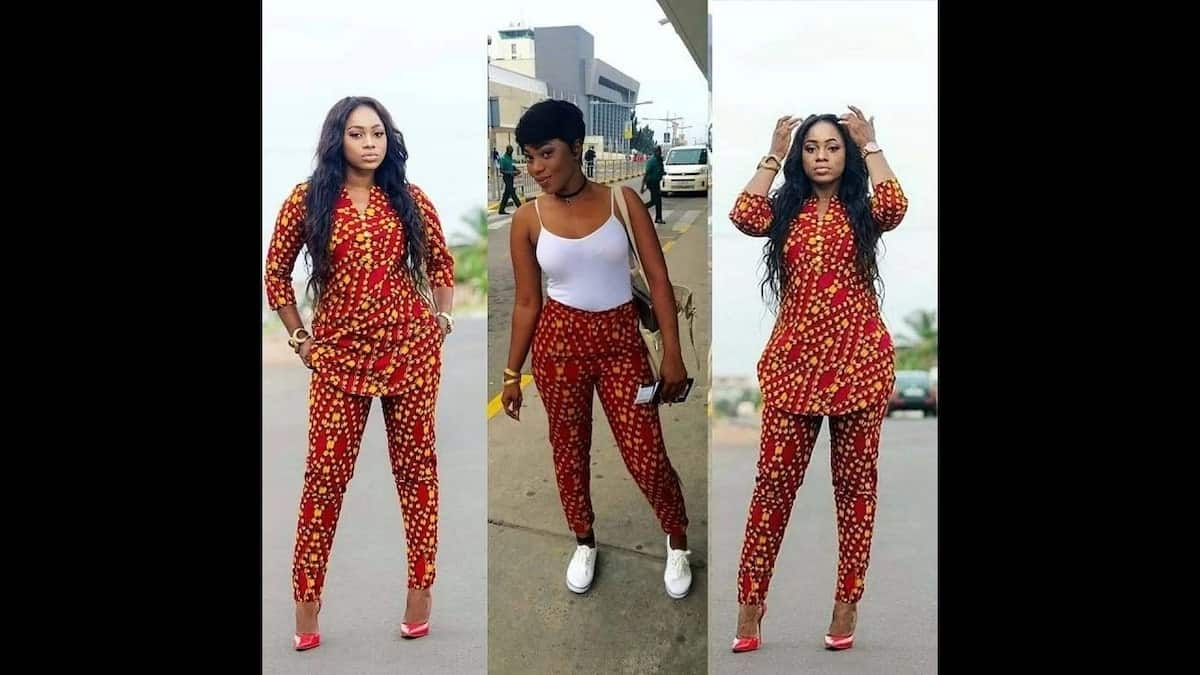 Latest African print styles for ladies in 2018