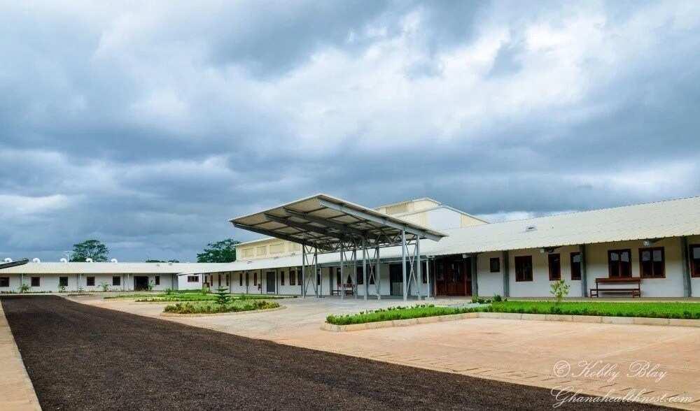 Best hospitals in Ghana in 2018