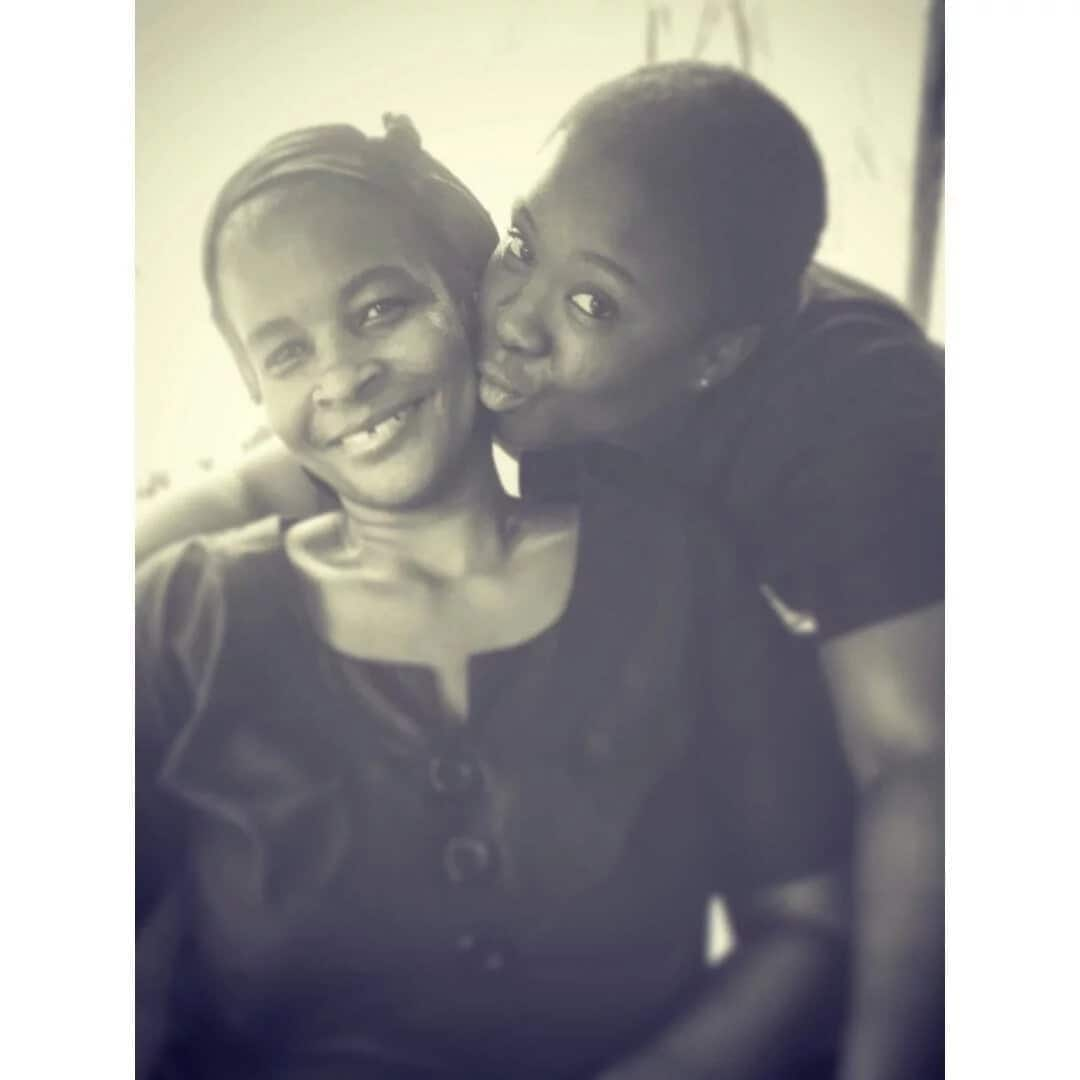 This is a brutal lesson - Maame Serwaa finally speaks up after her mum's passing
