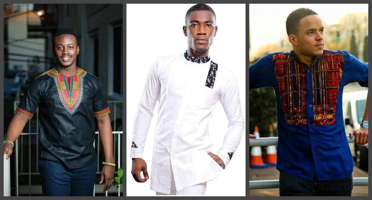 Ankara Styles For Men Trends In 2020 Photos Yen Com Gh