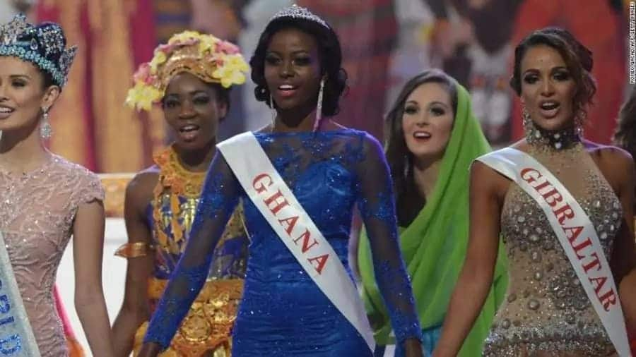 Miss Ghana winners contract with organizers exposed