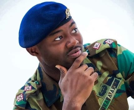 Ghanaians weep as handsome soldier who died one month to his wedding goes home today (Photo)