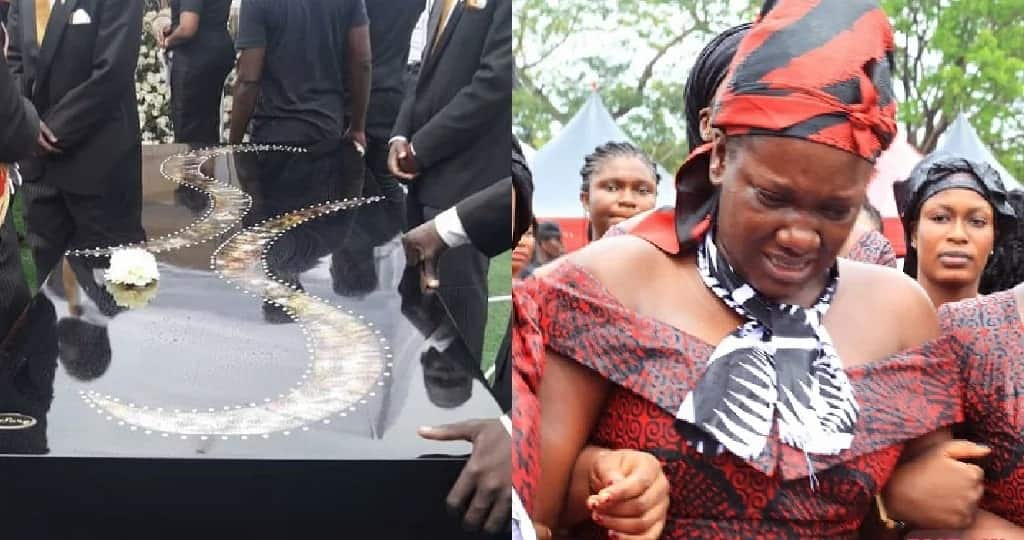 Thousand troop to Osu Cemetery as Ebony Reigns is finally laid to rest