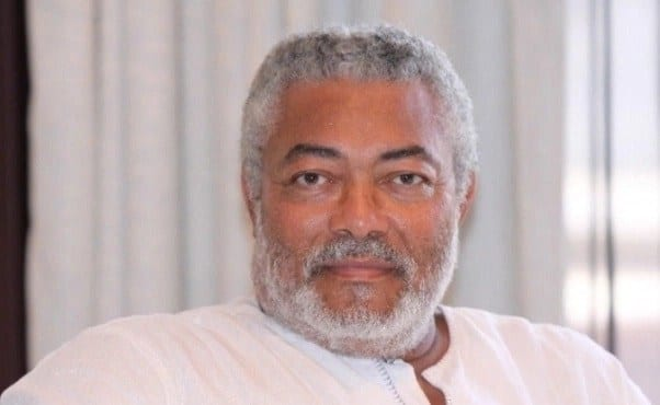 Former President Rawlings hopes to support the National Cathedral if only the Catholic Church supports it too