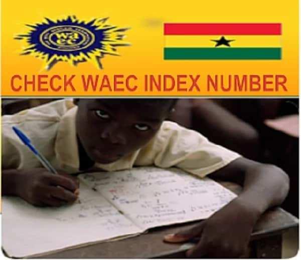 WAEC Ghana Index Number Checking, Verification, and Center