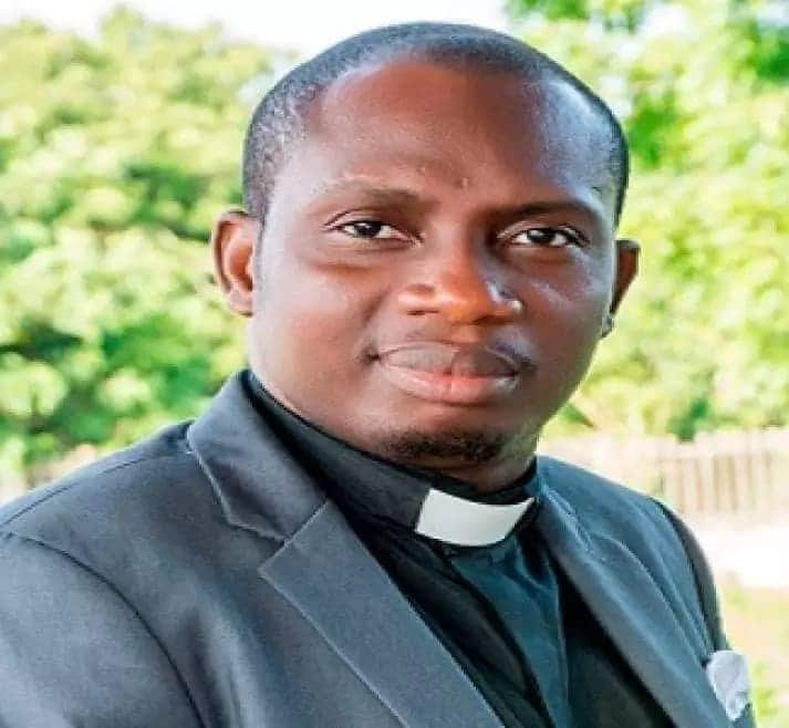 Counselor Lutterodt in clerical