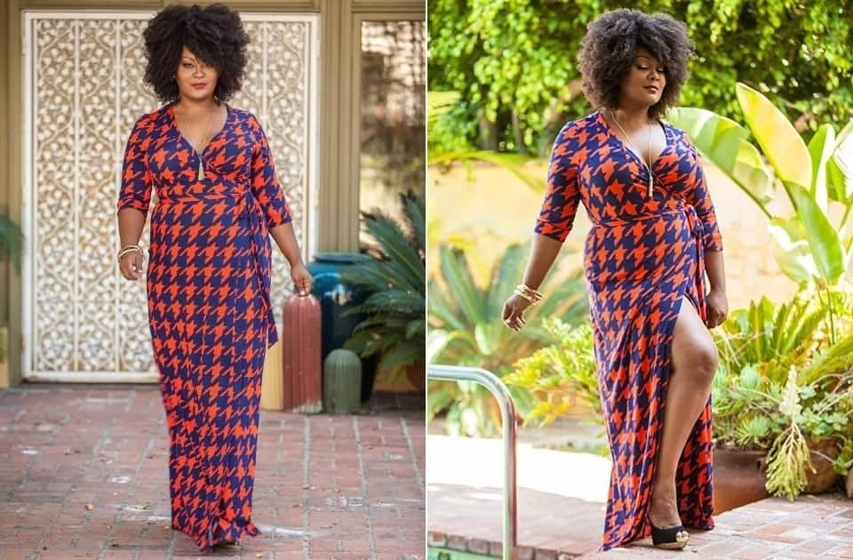 e885cfbc34 Beautiful African Dresses for Wedding Guests in 2019 ▷ YEN.COM.GH