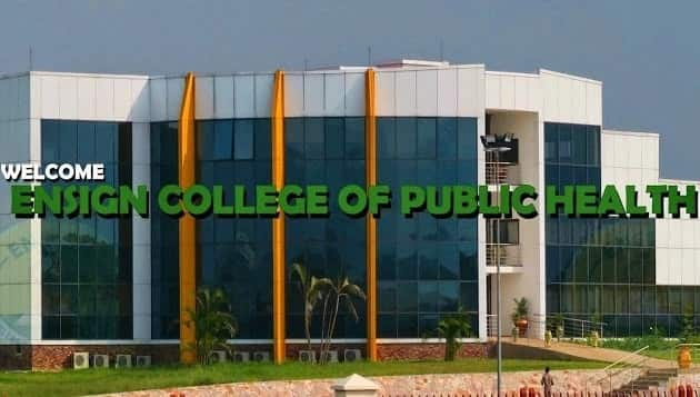 ensign college of public health courses ensign university college of public health ensign college of public health fees