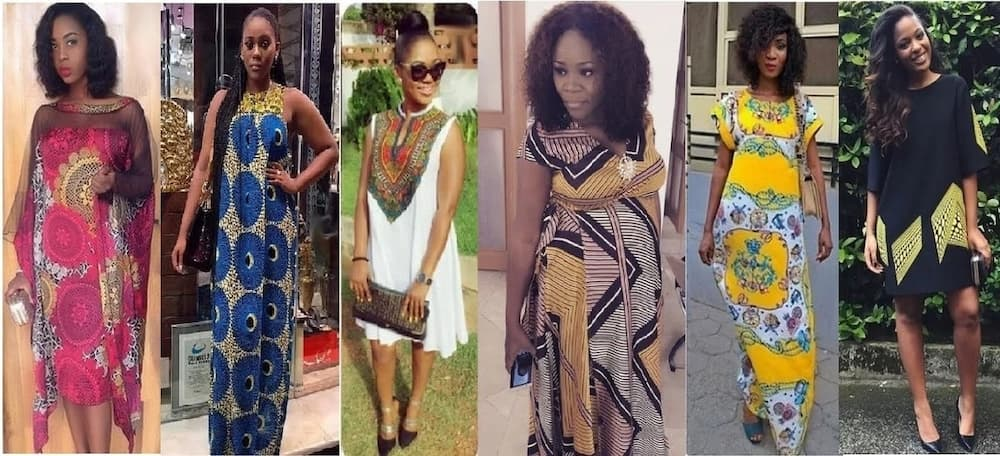 0db75bef4216d Latest African Maternity Dresses for a Fashionable Look 2019 ▷ YEN ...