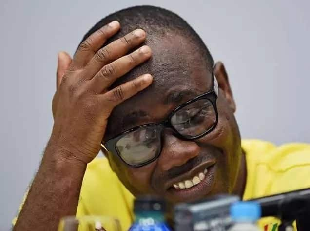 How Ghanaians reacted to Nyantakyi's arrest order