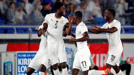 Black Stars ease past Ethiopia in 2019 AFCON qualifier