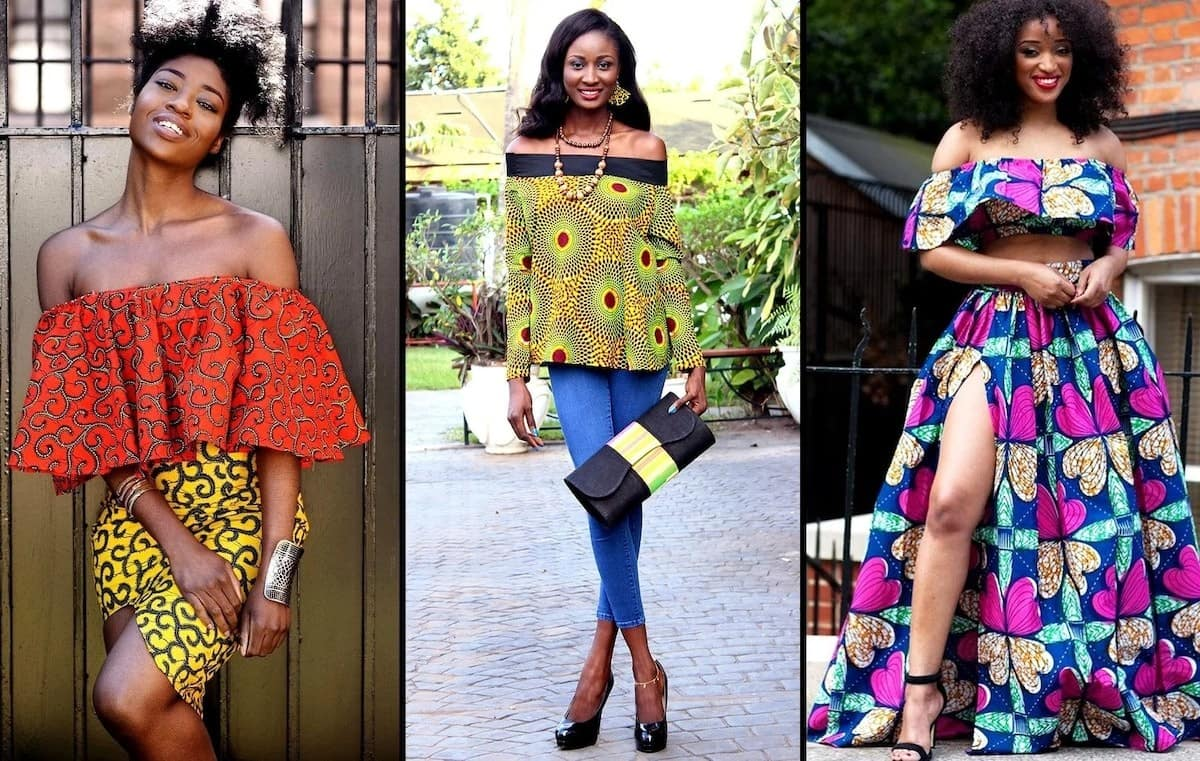 African Fashion Tops