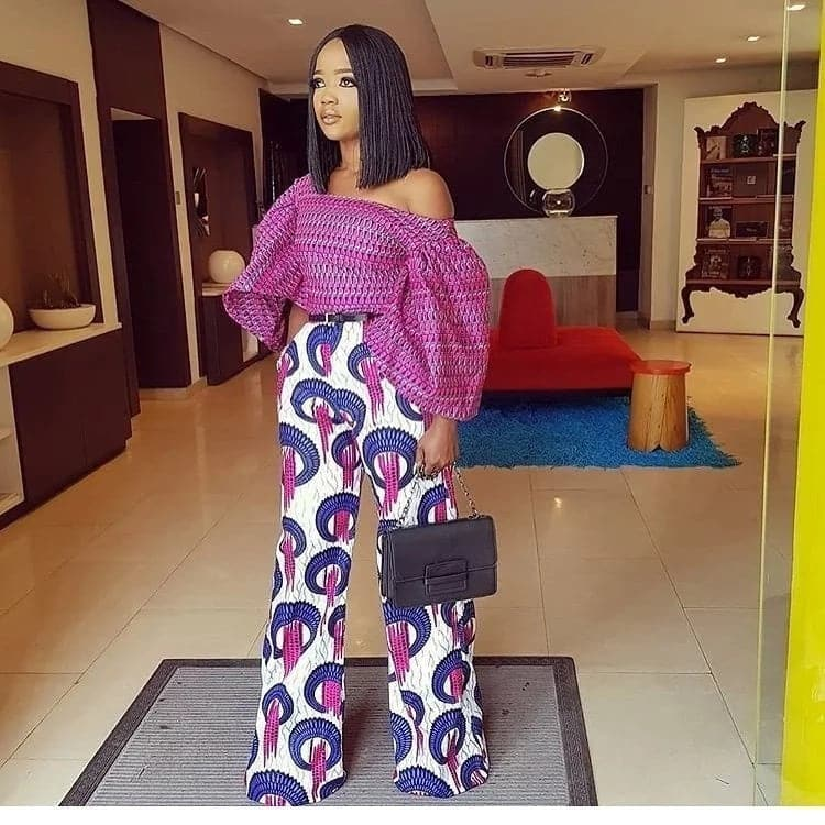 Ladies: African print designs that you should consider sewing today