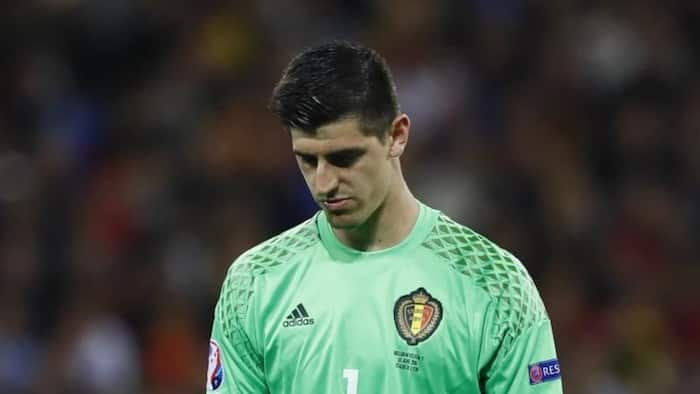 Chelsea look to replace Thibaut Courtois with 66 million pound target