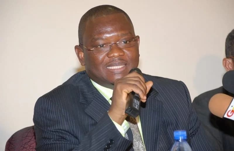 Sylvester Mensah slams Kofi Adams for his support of Mahama
