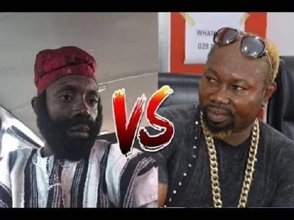 Ayittey Powers finally opens up on why he beat Baba Spirit live on TV as they fight again in latest video