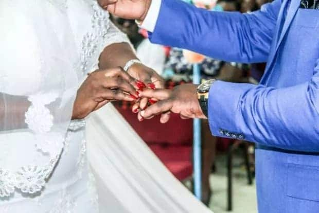 """I totally hate """"white weddings"""" and """"exchange of ring"""", I am not ready - Mzbel"""