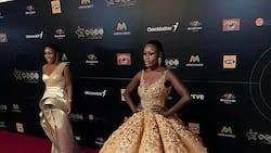 5 times actress Nana Akua Addo was marked grade A in style