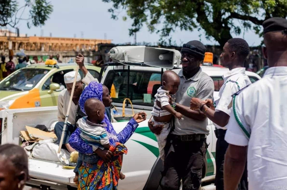 AMA begins exercise to rid Accra of street children and beggars