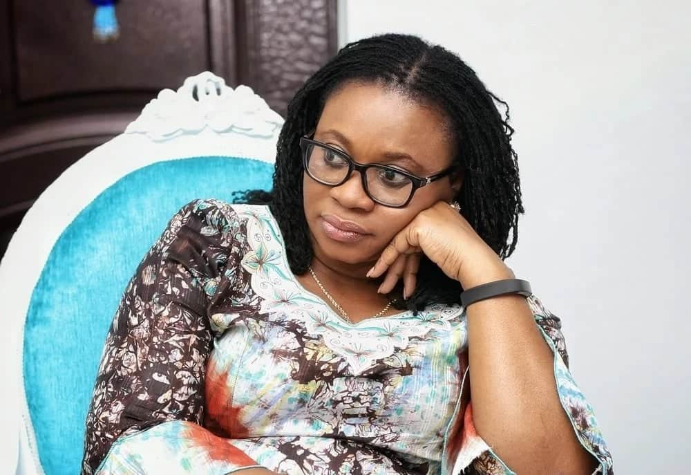 5 things you didn't know about the fired EC boss, Charlotte Osei