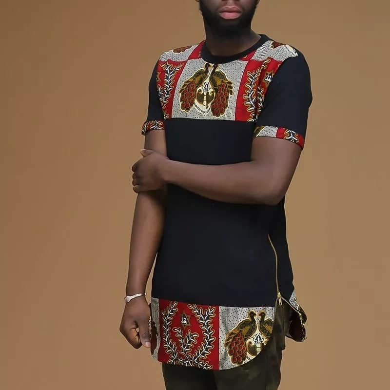 Best African print shirts for guys 2018