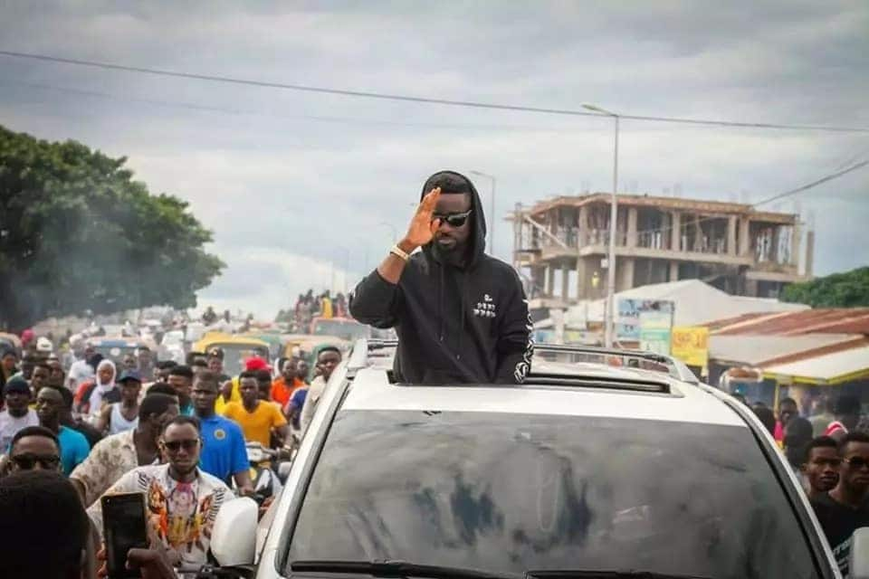 Sarkodie expresses his profound appreciation to his fans and supporters