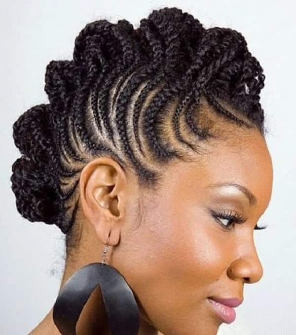female cornrow styles simple cornrow styles braid styles natural hair cornrow styles