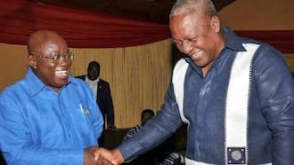 Agyapa deal is to mortgage future of Ghana's youth to fund Akufo-Addo's desires - Mahama