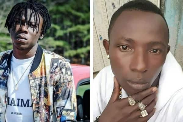 "Stonebwoy falls in love with ""One Corner""; assures Patapaa of international exposure"
