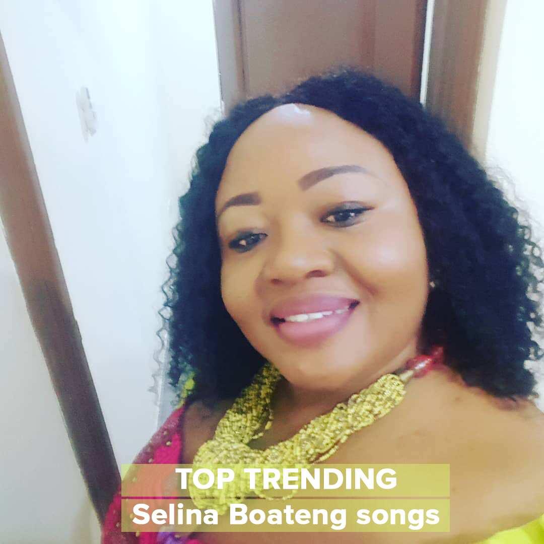Selina Boateng songs, list of selina boateng songs, selina boateng video songs