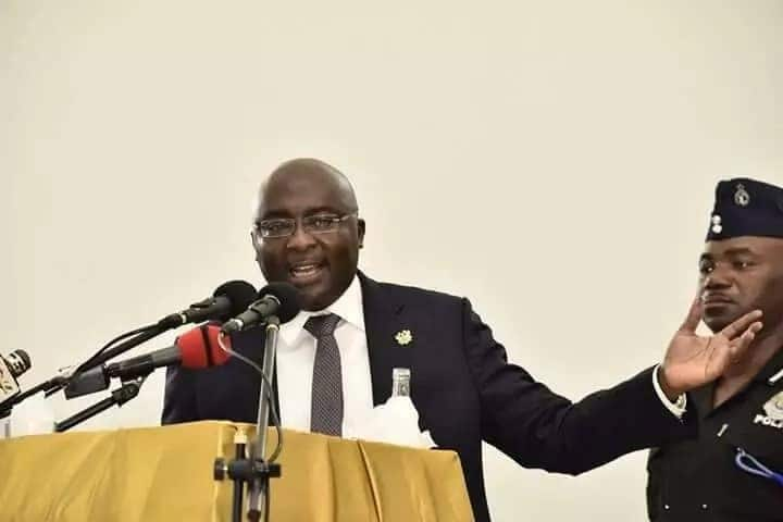 Vice President says Ghana be more developed than the USA, UK