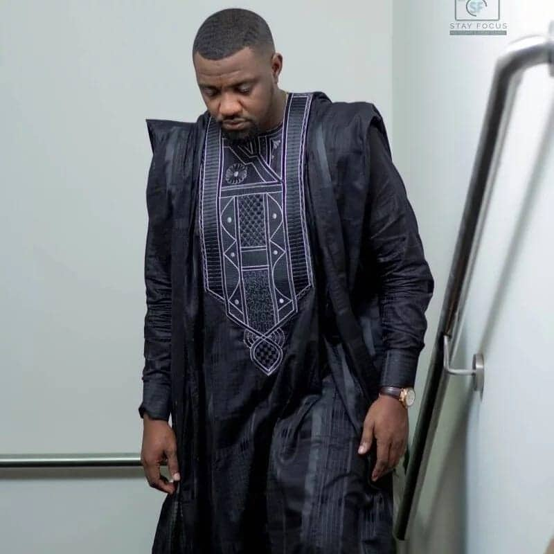Lady claims Dumelo's ex-girlfriend is angry over planned marriage to Mawunyo on Saturday