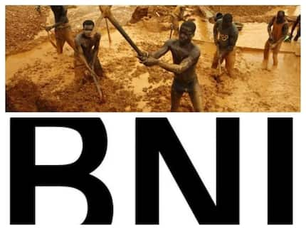 BNI published a list of well known galamsey financiers, and it's jaw-dropping