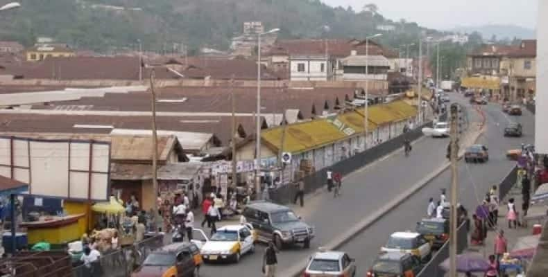 List of towns in Ghana