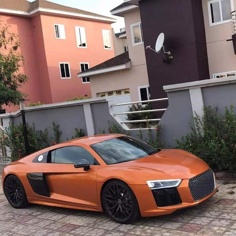 Photos detail the lifestyle of the richest young people in Ghana