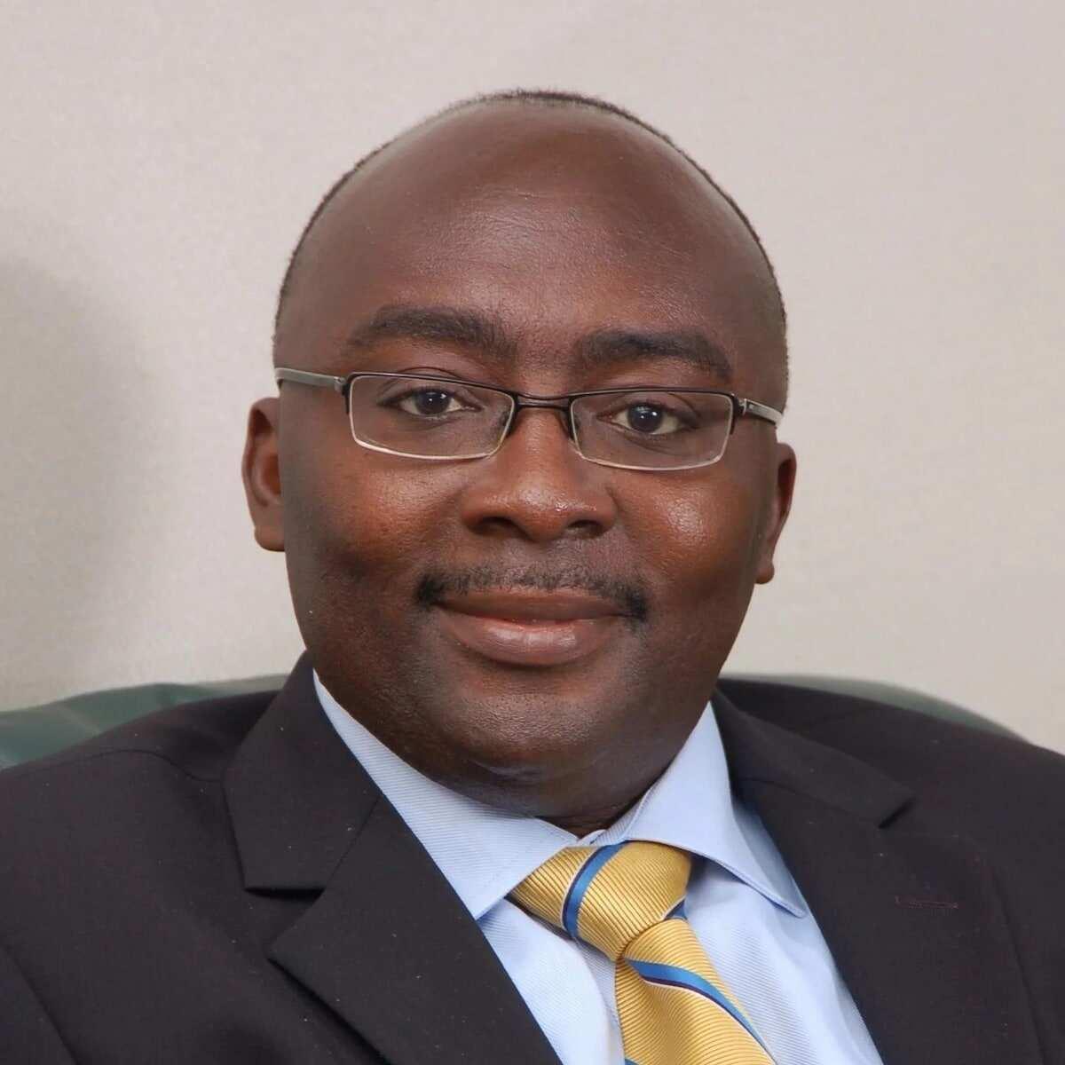 Mahamudu Bawumia returns