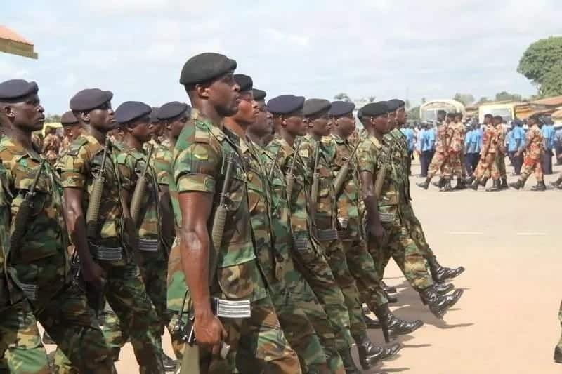 Ghana Armed Forces Recruitment Questions: How to Prepare Yourself