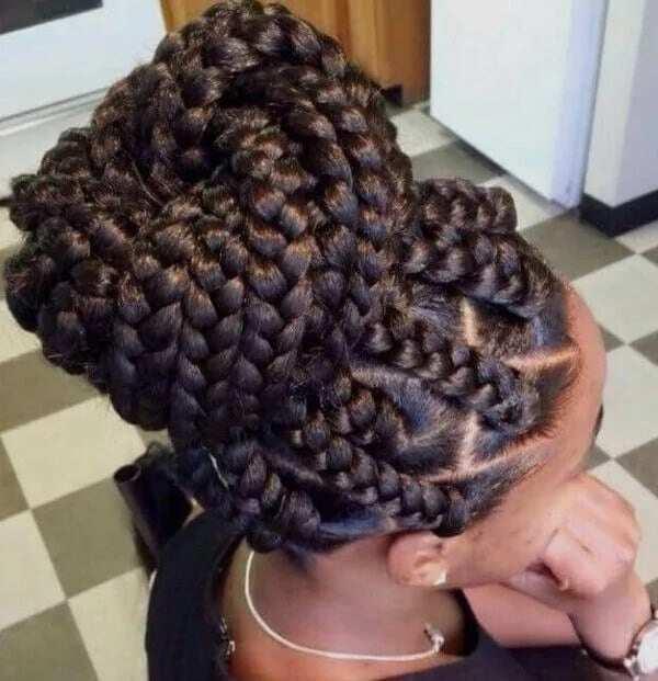 Latest hair braids