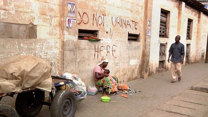 The sad case of a blind and unemployed graduate gets worse as he is now homeless