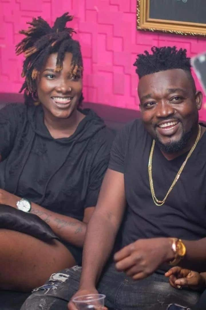 Bullet and the late Ebony Reigns