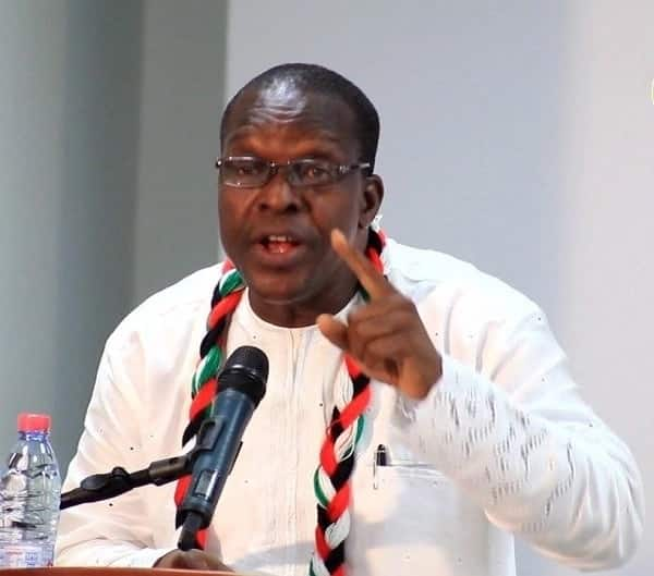 "EC Chair job ""too rough"" for women – Bagbin"