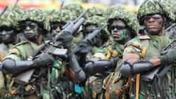 Ghana Armed Forces finally responds to reports of lynching of another military man in Central region