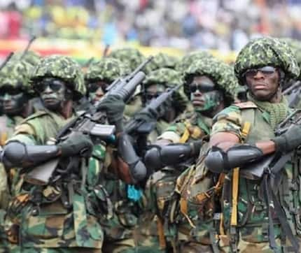 ATTENTION! Ghana army has started recruiting new officers